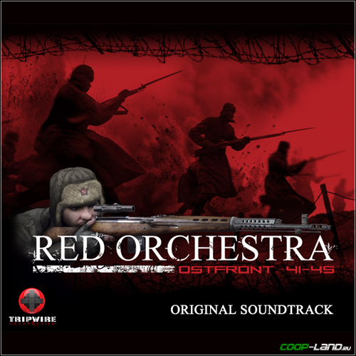 ������ �� Red Orchestra: Ostfront 41-45 (Original Soundtrack)