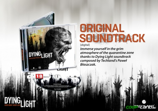 Музыка из Dying Light (Original Score)
