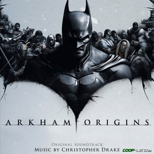 Музыка из Batman: Arkham Origins (Original Soundtrack)