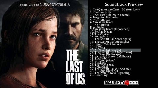 Музыка из The Last of Us (Original Score)