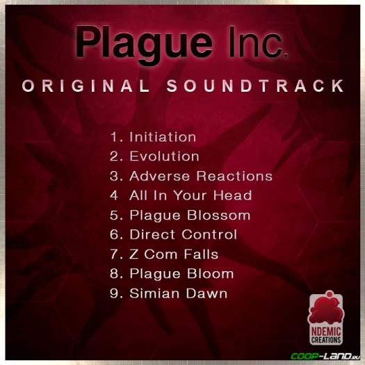 Музыка из Plague Inc (Original Soundtrack)
