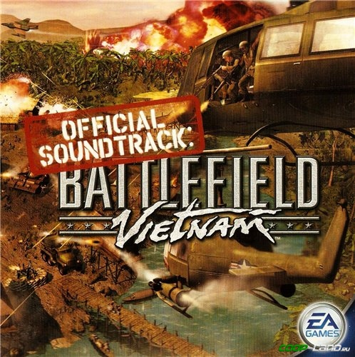 Музыка из Battlefield Vietnam (Official Soundtrack)