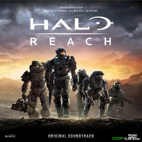 Музыка из Halo Reach (Original Soundtrack)