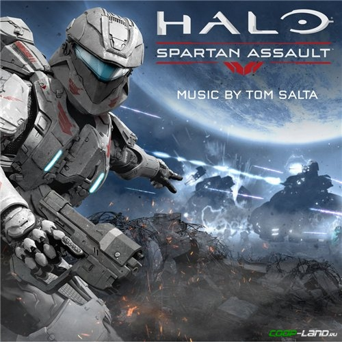 Музыка из Halo: Spartan Assault (Original Soundtrack)