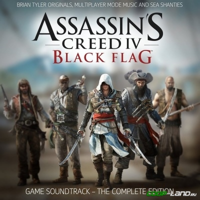 Музыка из Assassin's Creed 4: Black Flag (Original + Complete Game Soundtrack)