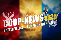 Coop-News #125 / Ubisoft ������ ���� Pokemon GO, ���������� � Rise of Tomb Rider, DLC ��� Battlefield 4 �� ������