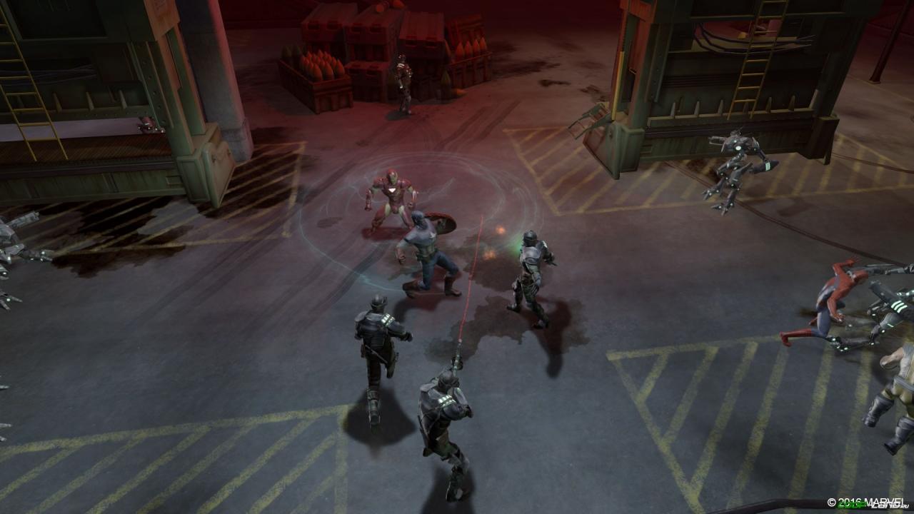 Игра марвел ультиматум альянс 2 компьютер