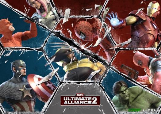 скачать игру Marvel Ultimate Alliance 2 на Pc через торрент - фото 7