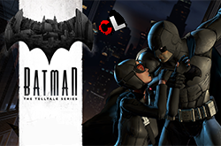 Batman - The Telltale Series | Nightfall 1# [Запись стрима]