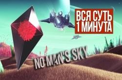 Вся суть No Man's Sky за 1 минуту