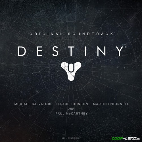 Музыка из Destiny (Original Soundtrack)