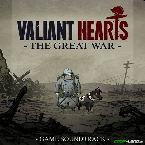 Музыка из Valiant Hearts: The Great War (Original Game Soundtrack)