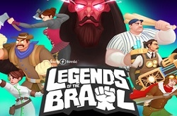 Legends of the Brawl � ������������� beat 'em up ����� � �������, ������� � �������� ��������������
