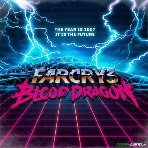 Музыка из Far Cry 3: Blood Dragon (Original Game Soundtrack)