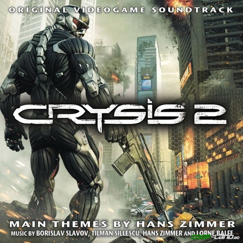 Музыка из Crysis 2 (Original Game Soundtrack - 2 CD)