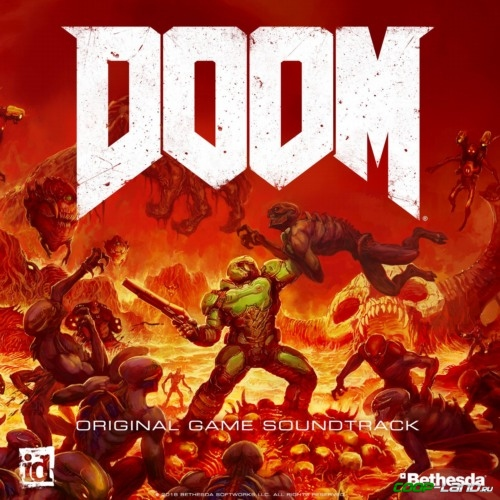 Музыка из Doom (2016) (Original Game Soundtrack)