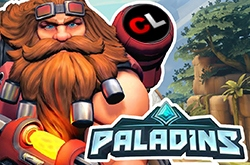 Стрим Paladins - Overwatch v2.0? | Batman [Запись]