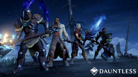 Анонс Dauntless: кооперативный Action-RPG от ветеранов индустрии