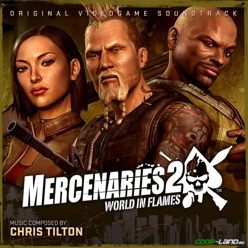 Музыка из Mercenaries 2: World in Flames (Original Sountrack)