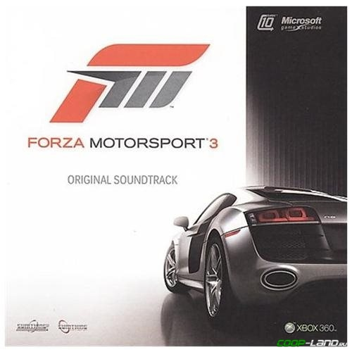 Музыка из Forza Motorsport 3 (Original Soundtrack)