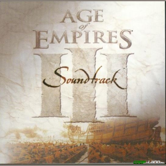 Музыка из Age of Empires 3 (Original Soundtrack)