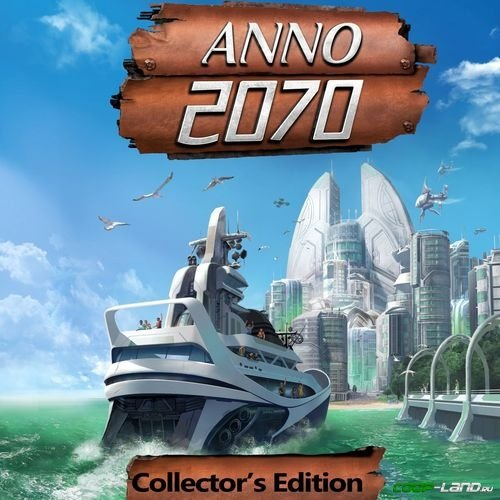 Музыка из Anno 2070 (Original Game Soundtrack)