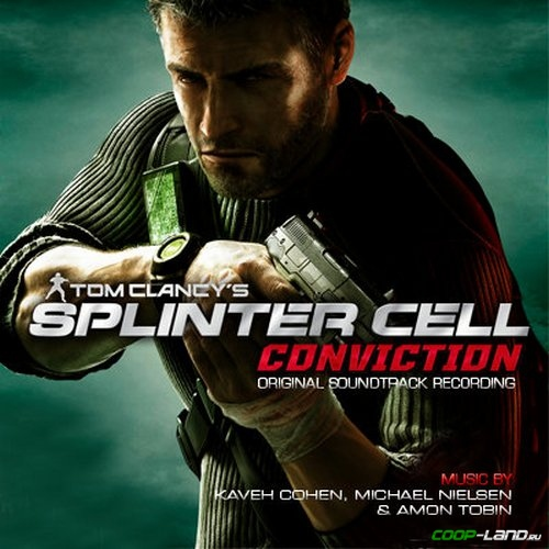 Музыка из Tom Clancy's Splinter Cell Conviction (Original Game Soundtrack)