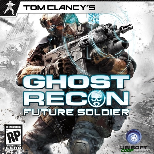 Музыка из Tom Clancy's Ghost Recon: Future Soldier (Original Game Soundtrack)