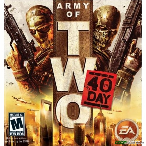 Музыка из Army of Two: The 40th Day (Original Game Soundtrack)