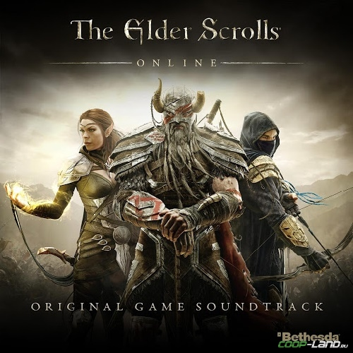 Музыка из The Elder Scrolls Online (Original Game Soundtrack)