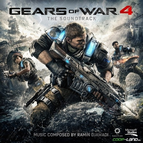 Музыка из Gears of War 4 (Original Game Soundtrack)