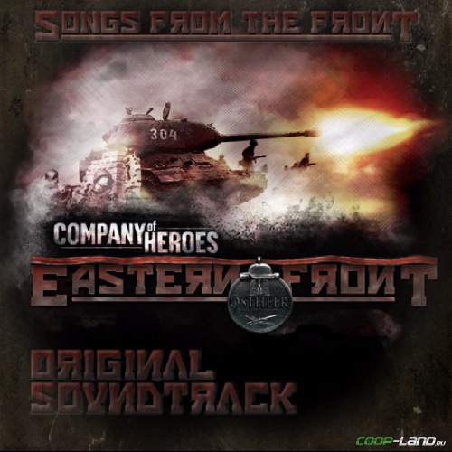 Музыка из Company of Heroes: Eastern Front (Original Game Soundtrack)
