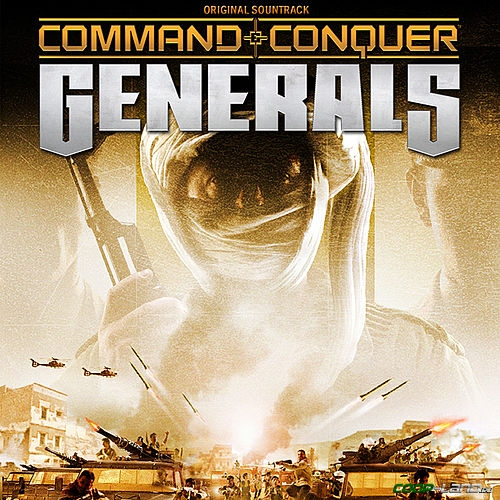 Музыка из Command and Conquer Generals (Original + Zero Hour Soundtrack)