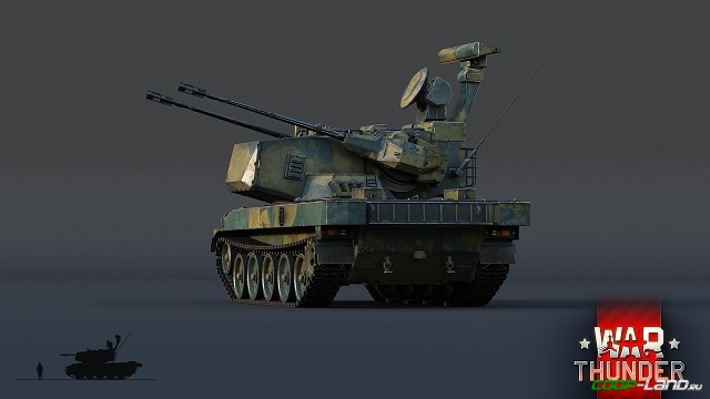 Японская техника появится в War Thunder в ближайшем обновлении