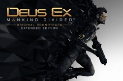 Музыка из Deus Ex: Mankind Divided (Original Soundtrack Edition)