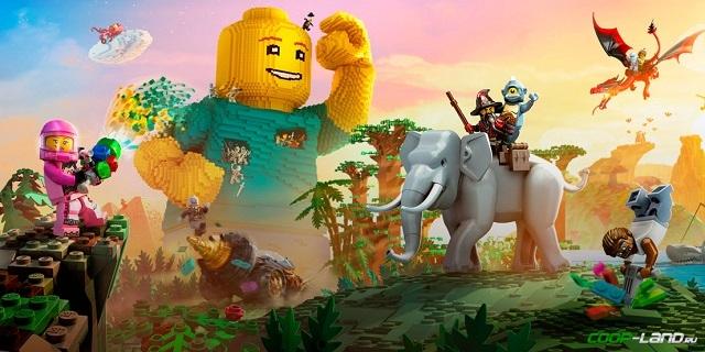Скачать Торрент Лего Worlds - фото 8