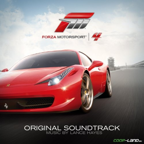 Музыка из Forza Motorsport 4 (Original Soundtrack)
