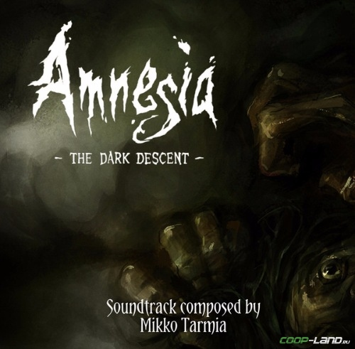Музыка из Amnesia: The Dark Descent (Original Soundtrack)