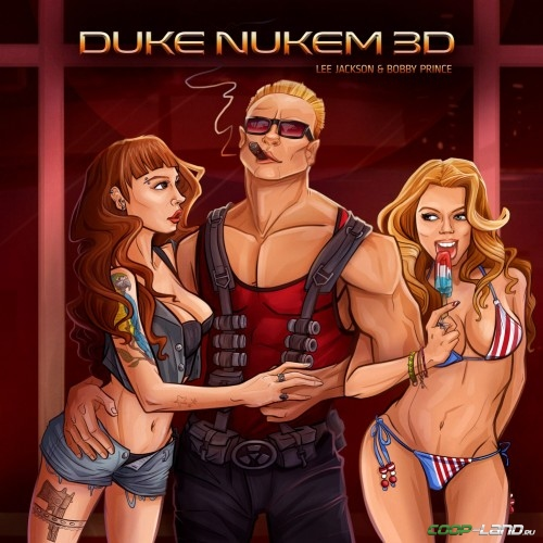 Музыка из Duke Nukem 3D (Original Game Soundtrack)