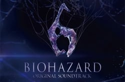 Музыка из Resident Evil 6 Biohazard (Original Soundtrack, 4CD)