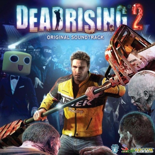 Музыка из Dead Rising 2 (Original Game Soundtrack 2CD)
