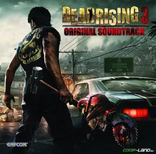 Музыка из Dead Rising 3 (Original Game Soundtrack - 2CD)