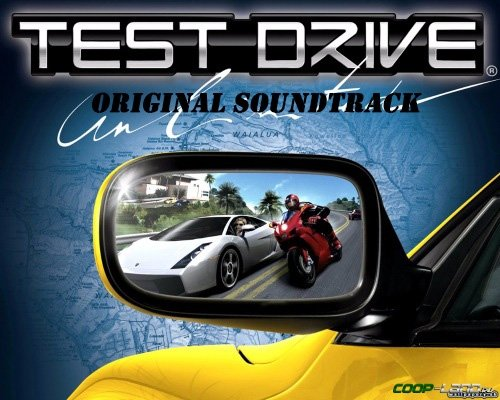 Музыка из Test Drive Unlimited (Original Soundtrack)