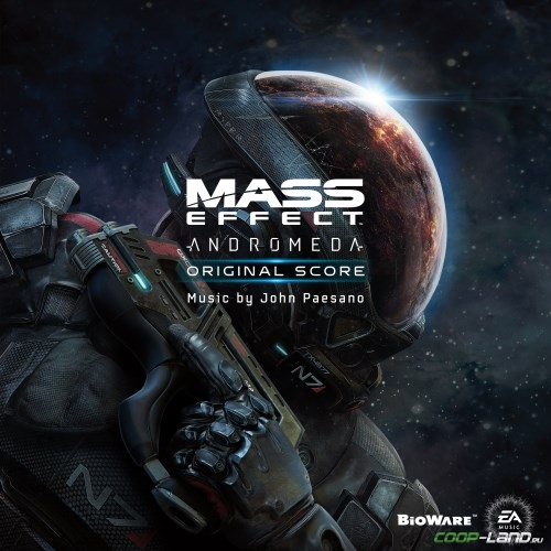 Музыка из Mass Effect Andromeda (Original Game Soundtrack)