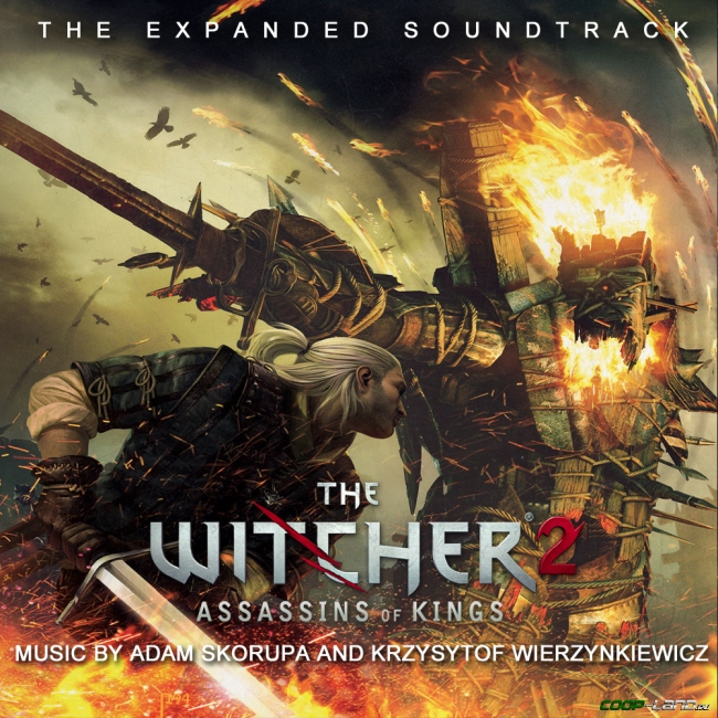 Музыка из The Witcher 2: Assassins Of Kings (Original Game Soundtrack)
