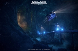 Aquanox Deep Descent | Diman Jeckson [В Эфире]