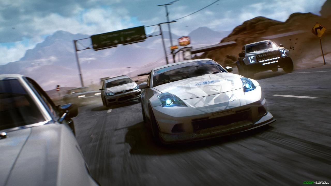 Стала известна дата выхода Need for Speed: Payback