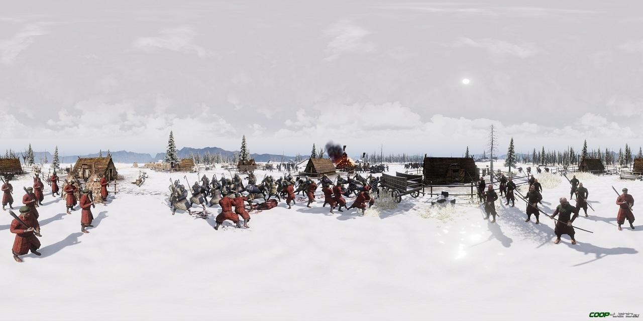 игра викинги стратегия