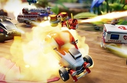 Игра на вечер: никем не упомянутая Micro Machines World Series | Обзор