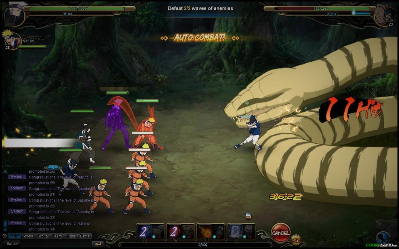 Бесплатная ролевая онлайн игра naruto самая лучшая ролевая онлайн игра стратегия